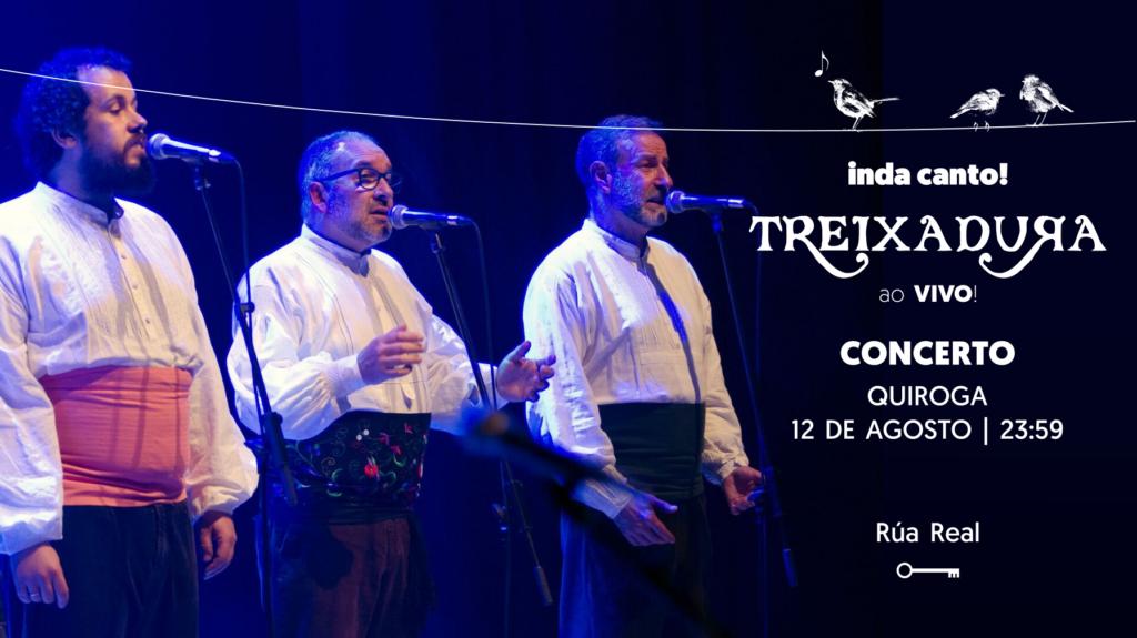 Concerto Treixadura Quiroga
