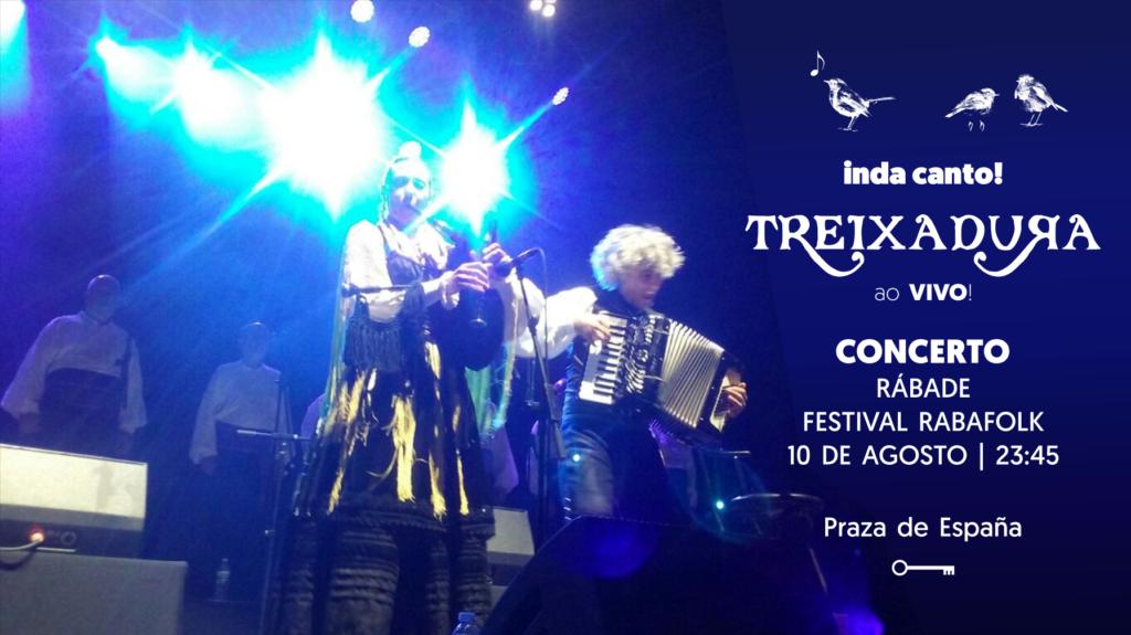 Concerto Treixadura Rabade