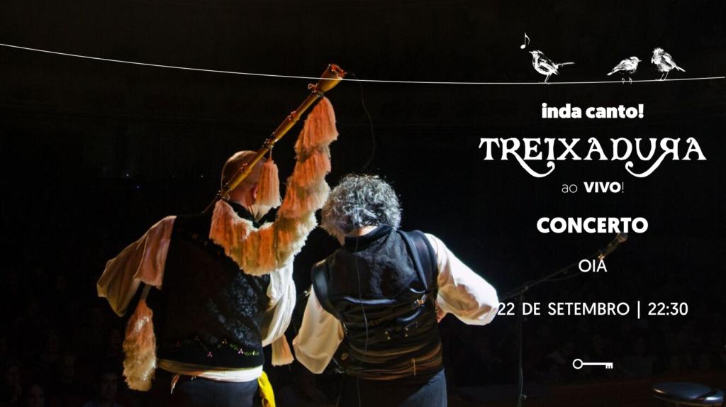 Concerto Treixadura Oia