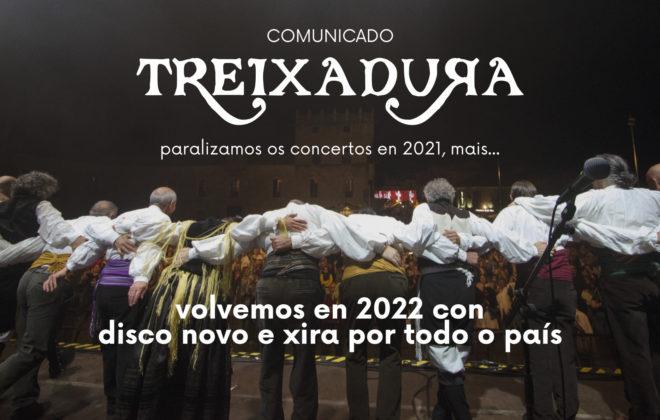 Comunicado Treixadura